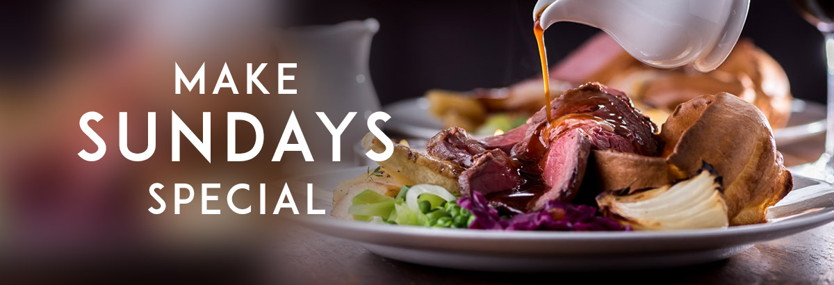 Special Sundays at The Rose and Thistle