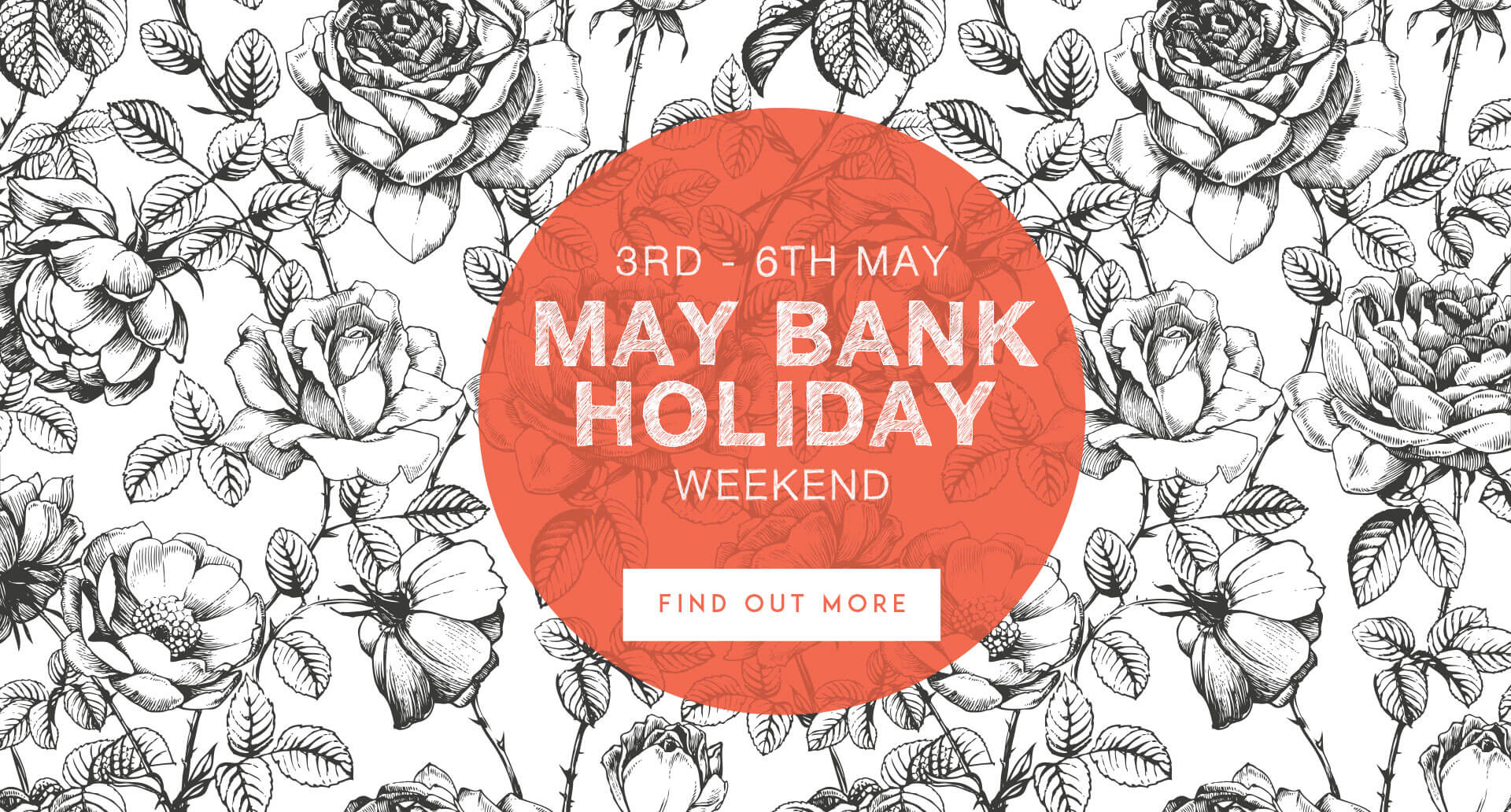 May Bank Holiday at The Rose and Thistle