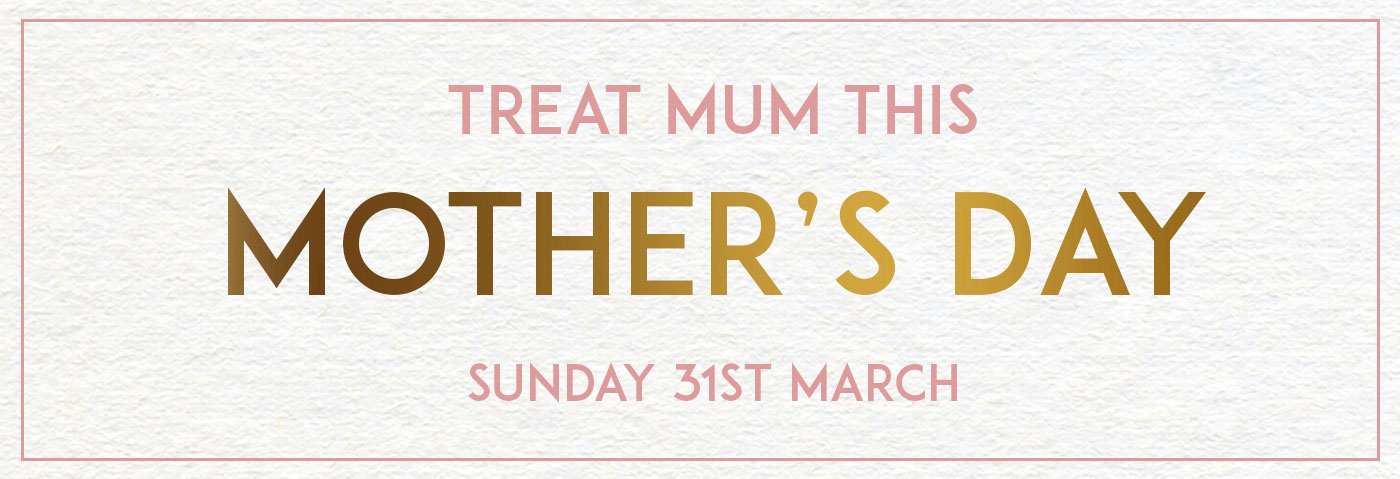 Mother's Day at The Rose and Thistle